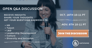 Lead Inclusively - Diversity and Inclusion Solutions Event